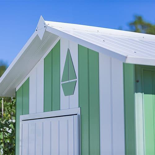 Détail cabane de plage | Oléron