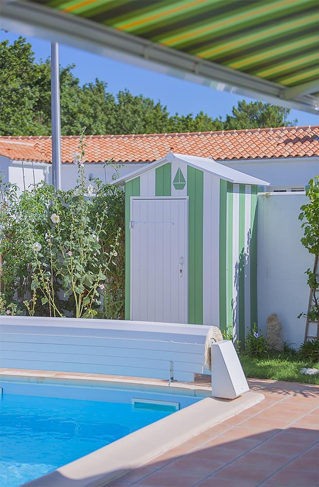 cabanes de plage style oleron abri de
